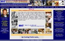 New York Institute of Technology's School of Health Professions, Behavioral and Life Sciences